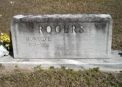 Harold Edward Rogers