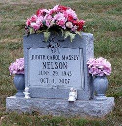 Judith Carol <I>Massey</I> Nelson