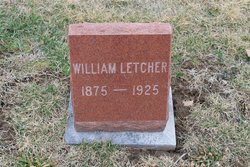 William H Letcher