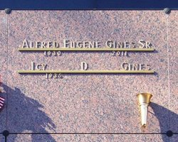 Alfred Eugene Gines, Sr
