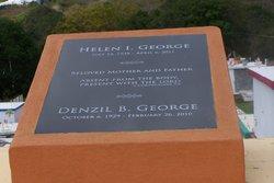 Denzil B George