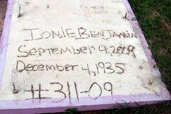 Ionie Benjamin