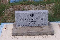 Frank E Buntin