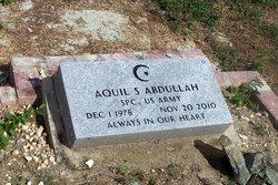 Aquil Shaheed Abdullah