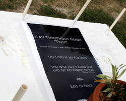 "Ivan Theophilus ""Trini"" Henry"