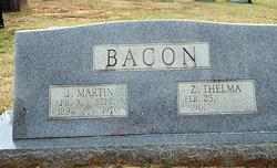 Z. Thelma Bacon