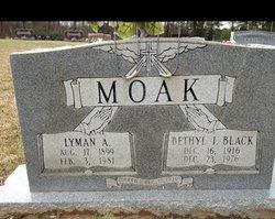 Bethyl I. <I>Black</I> Moak