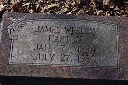 James Wesley Harton, Sr