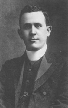 Rev John Stuart Holden