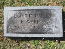Blanche Martin Edwards