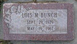 Lois Marie <I>Johnson</I> Bunch