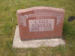 Edward Dale Scholer