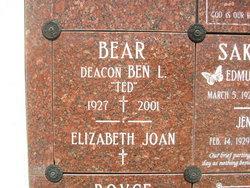 "Deacon Ben L. ""Ted"" Baer"