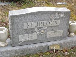 Pearlie A <I>Linville</I> Spurlock