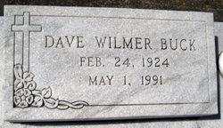 Dave Wilmer Buck