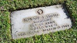 PVT Bonnie S Smith