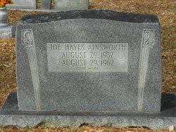 Joe Hayes Ainsworth