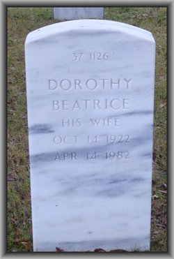 Dorothy Beatrice Cudd