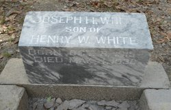"Joseph Henry ""Little Son"" White"