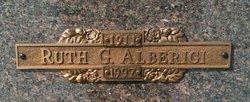 Ruth G. Alberigi