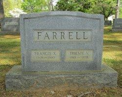 Francis X Farrell