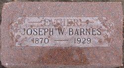 Joseph William Barnes