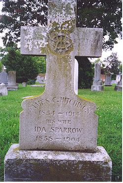 Ida Laurette <I>Sparrow</I> Hitchings