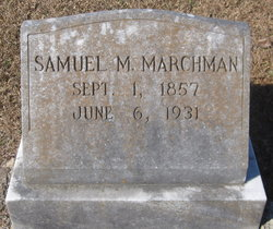Samuel Mosely Marchman