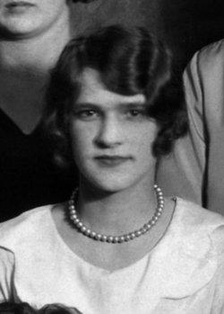 Betty Warnetta <I>White</I> Reesch