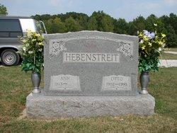 Ann <I>Blaskovich</I> Hebenstreit