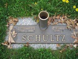 Bernice M. <I>Nachtigal</I> Schultz