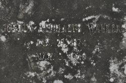 Joshua Alphaeus Walker