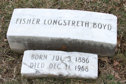 Capt Fisher Longstreth Boyd