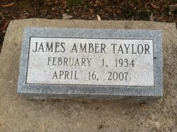 "James Ambous ""Jim"" Taylor"