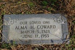 Alma Lee <I>Haddock</I> Coward
