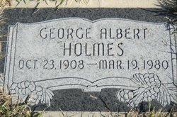 George Albert Holmes