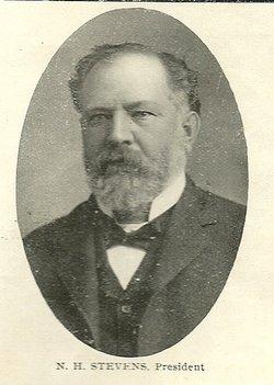 Nathan Howard Stevens