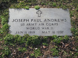 Joseph Paul Andrews