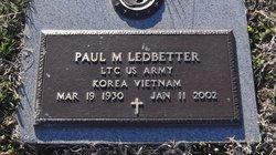 Paul Matthew Ledbetter Sr.