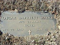 Oscar DePriest Walker