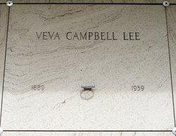 Veva Carribel <I>Campbell</I> Lee