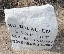 Russell Allen Lambert