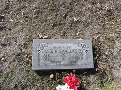 Josie V. Smallwood