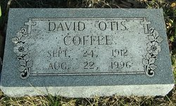 "David ""Otis"" Coffee"