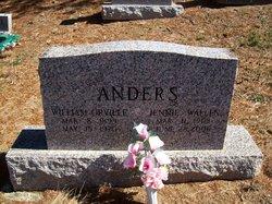 Jennie <I>Wallen</I> Anders