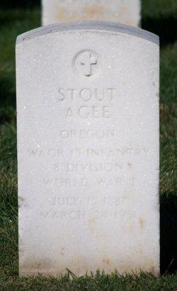 Stout Agee