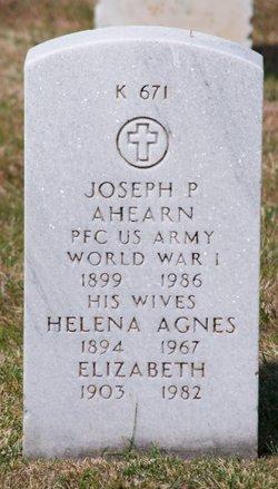 Helena Agnes Ahearn