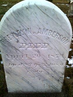 Presley N. Amberson