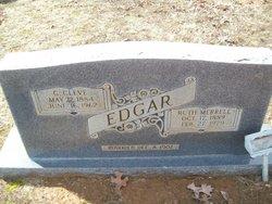 Ruth <I>Merrell</I> Edgar