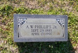 A. W. Phillips, Jr.